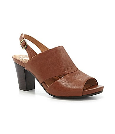 Nurture Sammee Covered Slingback Sandals | Dillards