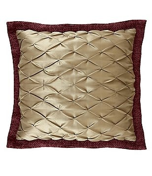 Veratex Corsica Diamond-Patterned Euro Sham