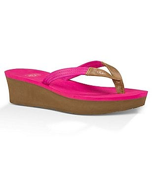 UGG® Ruby Wedge Sandals