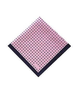 Cremieux 4-Square Pocket Square