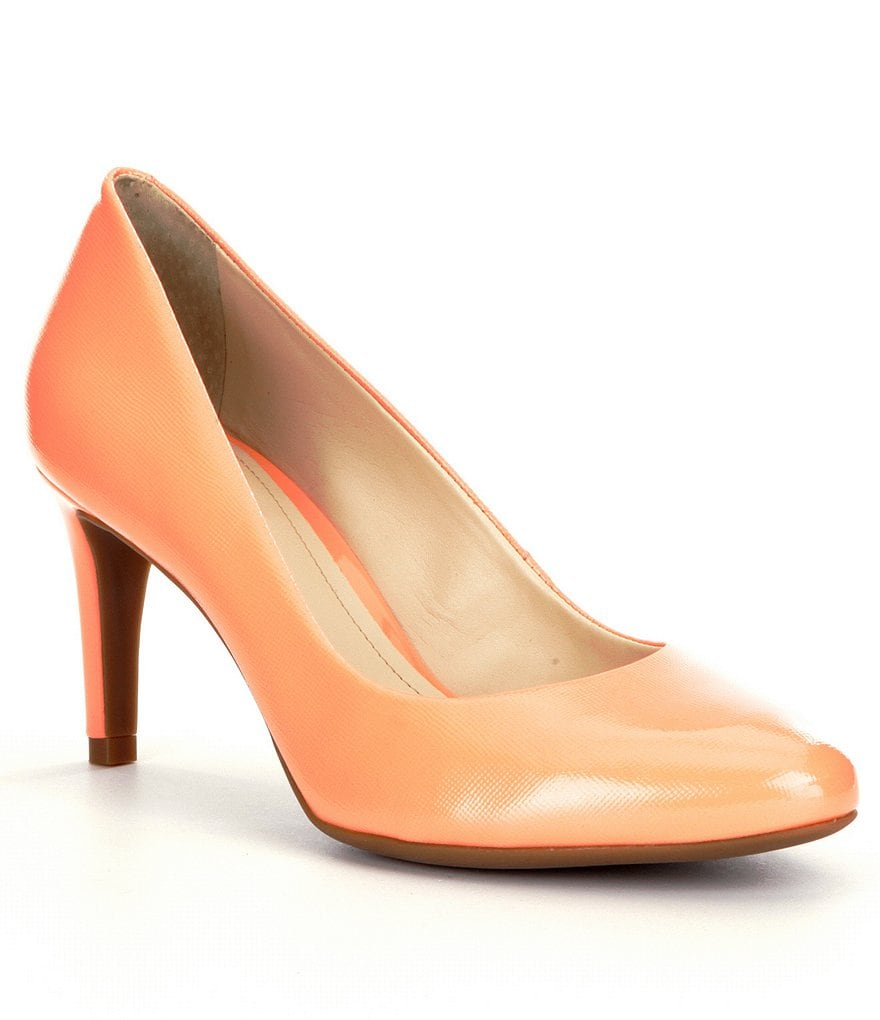 Alex Marie Ella Almond-Toe Pumps