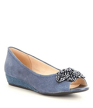 Alex Marie Mindee Beaded Mini-Wedge