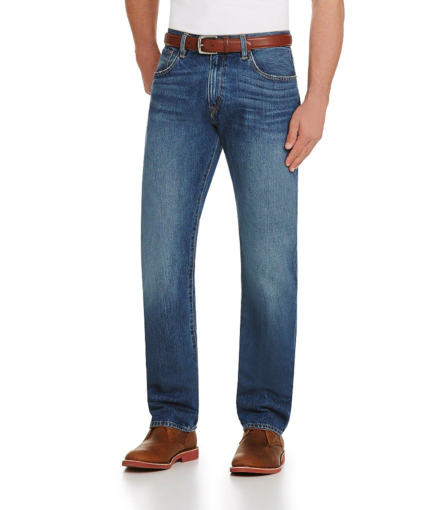 Polo Ralph Lauren Hampton Straight-Fit Denim Jeans