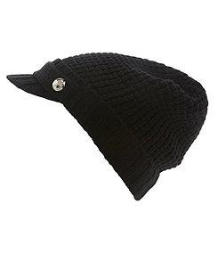 Michael Kors Signature Peak Hat