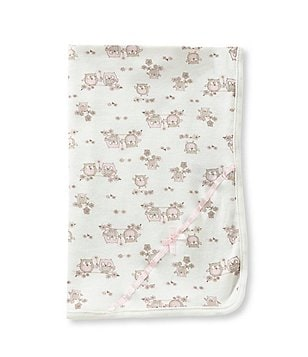 Little Me Sweet Owls Blanket