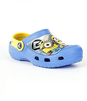 Crocs Minions Boys´ Clogs