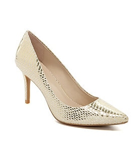 Calvin Klein Gayle Pointed-Toe Pumps Image
