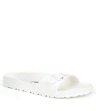 Birkenstock Essentials Madrid Banded Slide On Sandals
