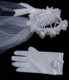Bonnie Jean Glove & Veil Box Set