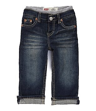 Levi's® 6-24 Months Murphy Pull-On Denim Pants