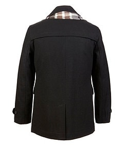 Michael Kors Big & Tall Craig Wool Coat