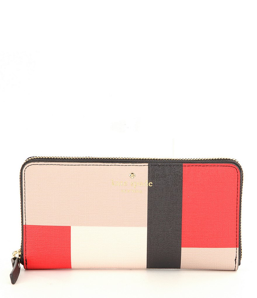 kate spade new york Emma Lane Collection Lacey Zip-Around Wallet