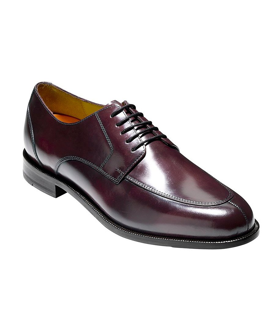 Cole Haan Carter Grand.OS Split-Toe Dress Shoes