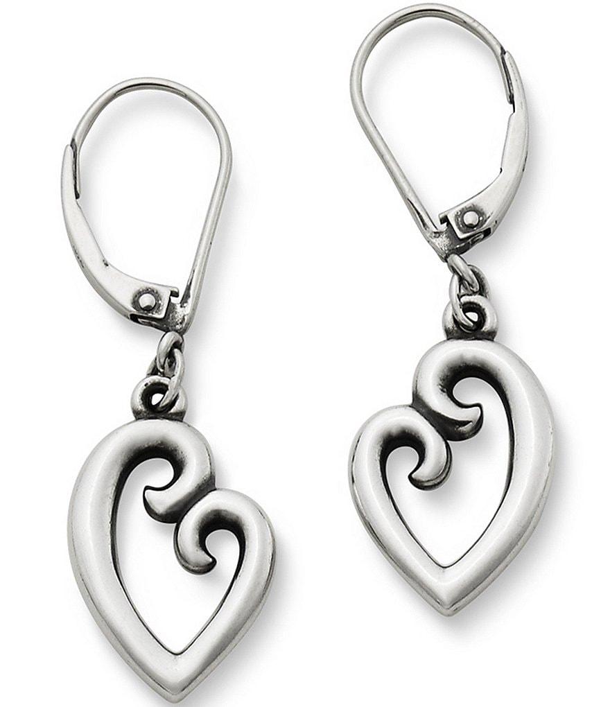 james avery mother 39 s love drop earrings dillards
