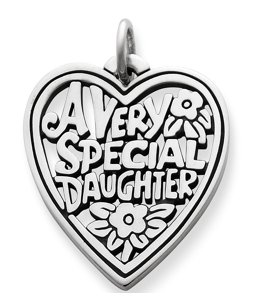 James Avery A Very Special Daughter Charm