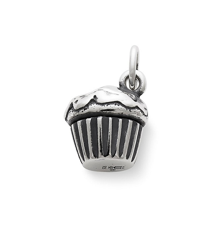 James Avery Cup Cake Charm