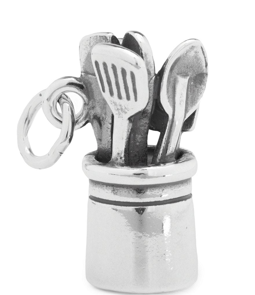 James Avery Sterling Silver Culinary Charm