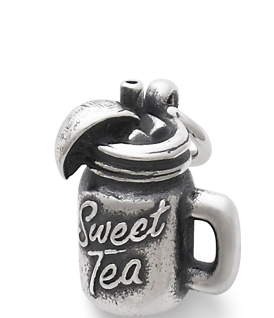 James Avery Sweet Tea Charm