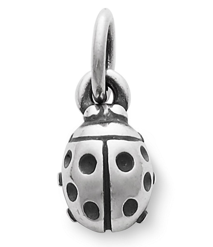 James Avery Sterling Silver Ladybug Charm