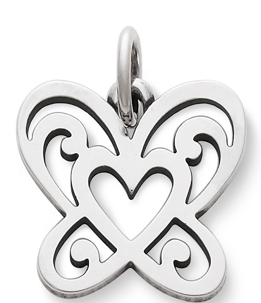 James Avery Open Butterfly Charm