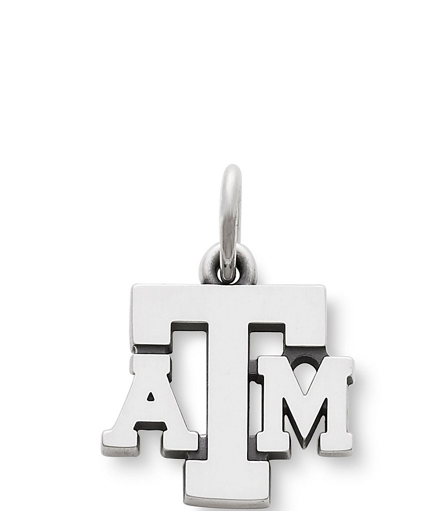 James Avery Texas A&M Charm