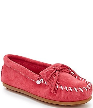 Minnetonka Kilty Girls´ Moccasins