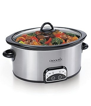 Crock Pot 4-Quart Smart-Pot Digital Slow Cooker