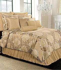 Rose Tree Crescent Court Bedding Collection