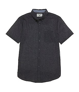 Billabong All Day Short-Sleeve Woven Shirt
