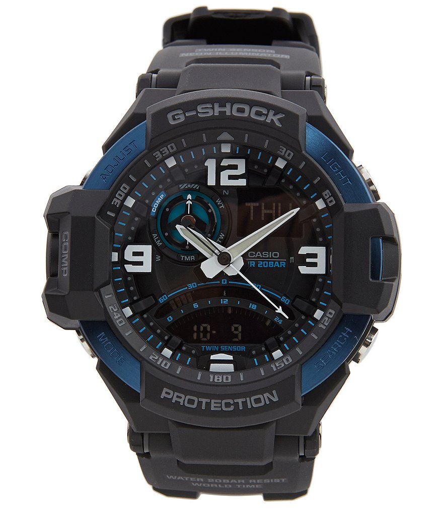 G-Shock Aviator Multifunction Watch