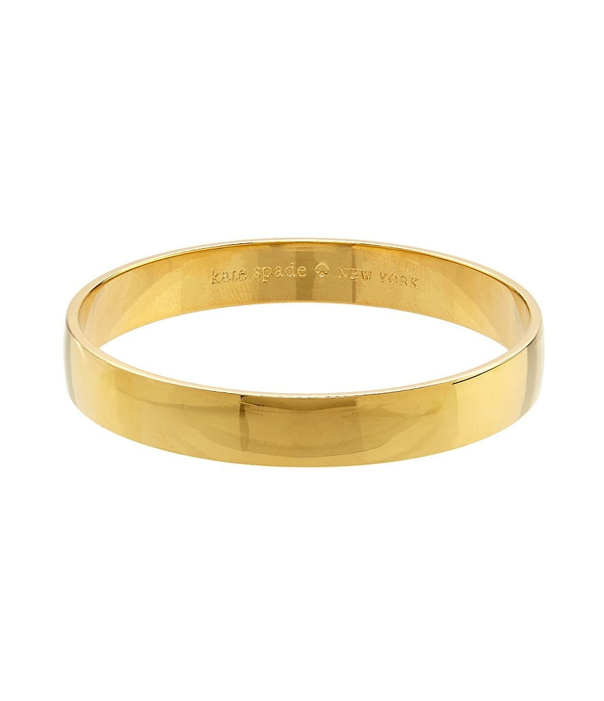 kate spade new york Good as Gold Idiom Bangle