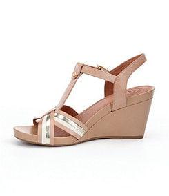 Nurture Kamii Wedge Sandals