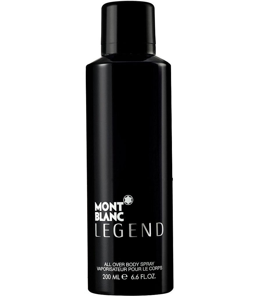 Mont Blanc Legend All Over Body Spray