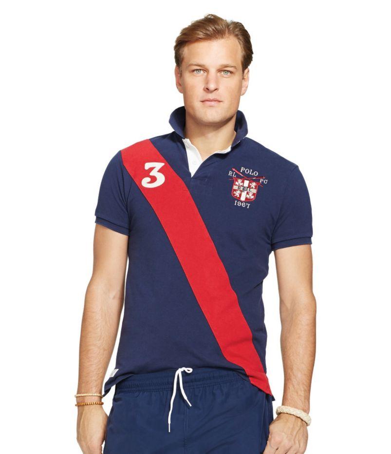 Ralph Lauren Custom Fit Dress Shirt images