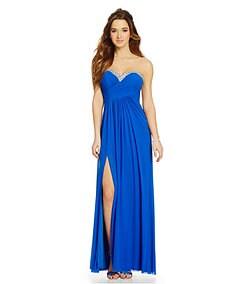 Dillards Prom Dresses Navy Blue 56
