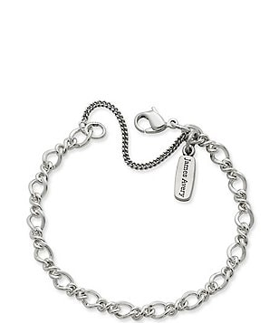 James Avery Medium Twist Charm Bracelet