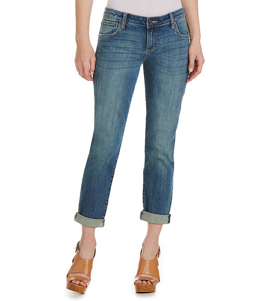 KUT from the Kloth Adele Slouchy Boyfriend Jeans