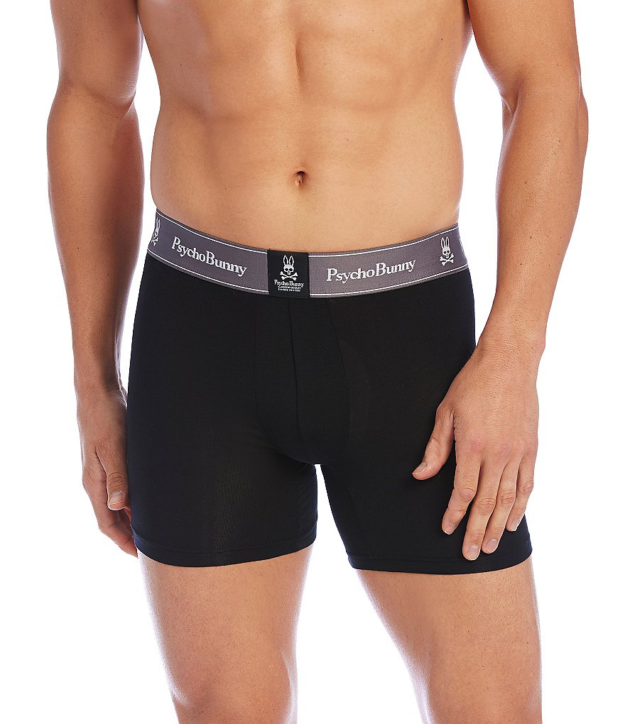 Psycho Bunny Psycho Luxe Modal Tagless Boxer Briefs
