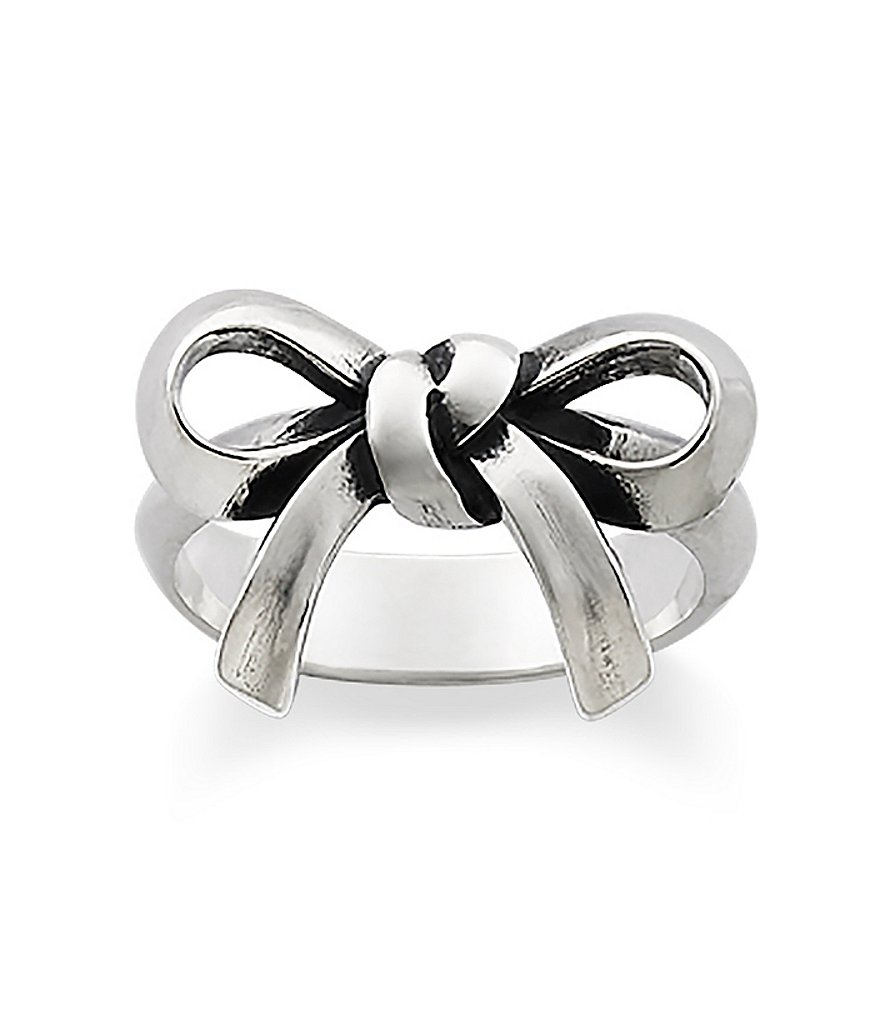 James Avery Bow Ring