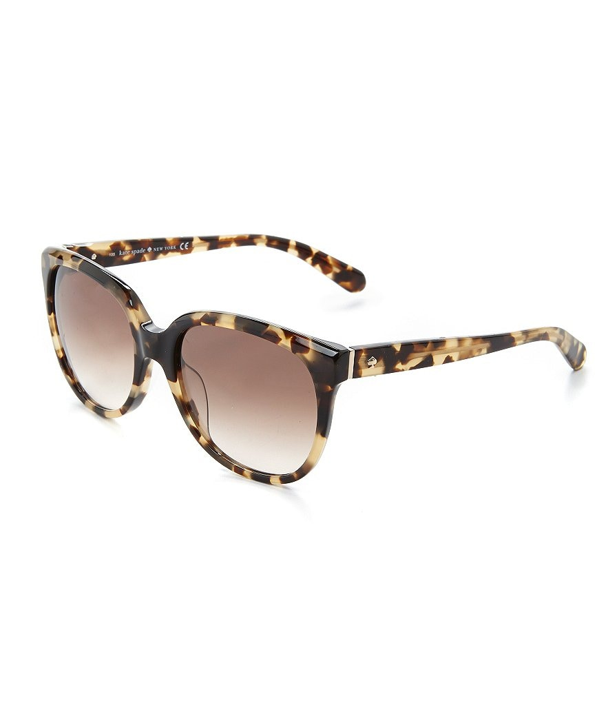 kate spade new york Bayleigh UVA/UVB Protection Cat-Eye Sunglasses