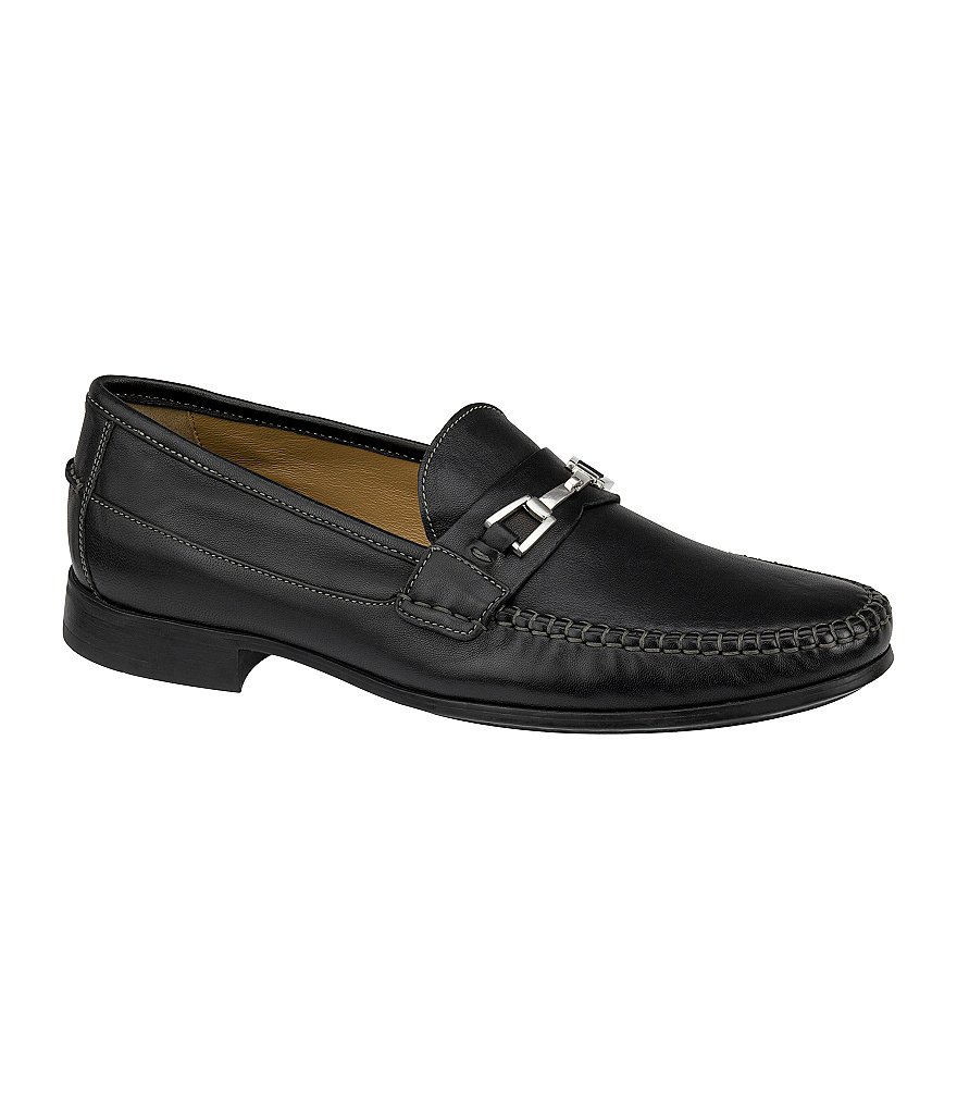 Johnston & Murphy Cresswell Venetian Loafers