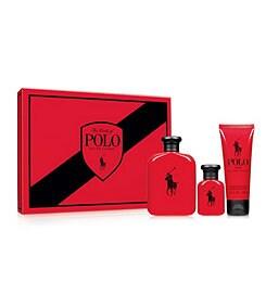 Ralph Lauren Fragrances Polo Red Gift Set