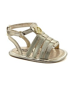 MICHAEL Michael Kors Girls' Joy Hannah Crib Sandals
