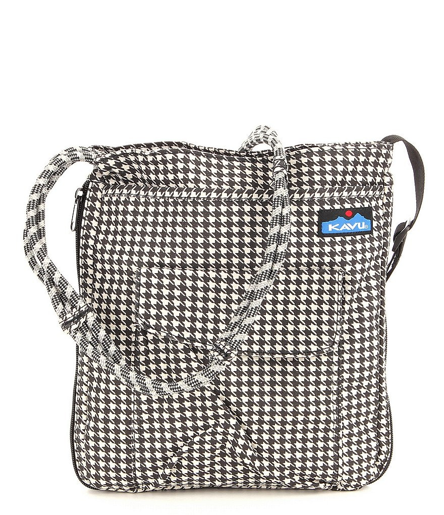 Kavu Sidewinder Rope Cross-Body Bag