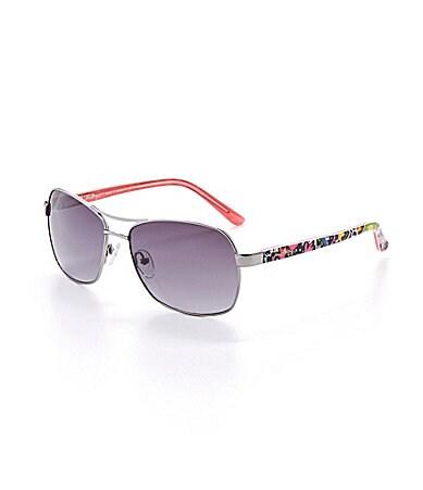 Vera Bradley Aviator Sunglasses Heidi Www Tapdance Org