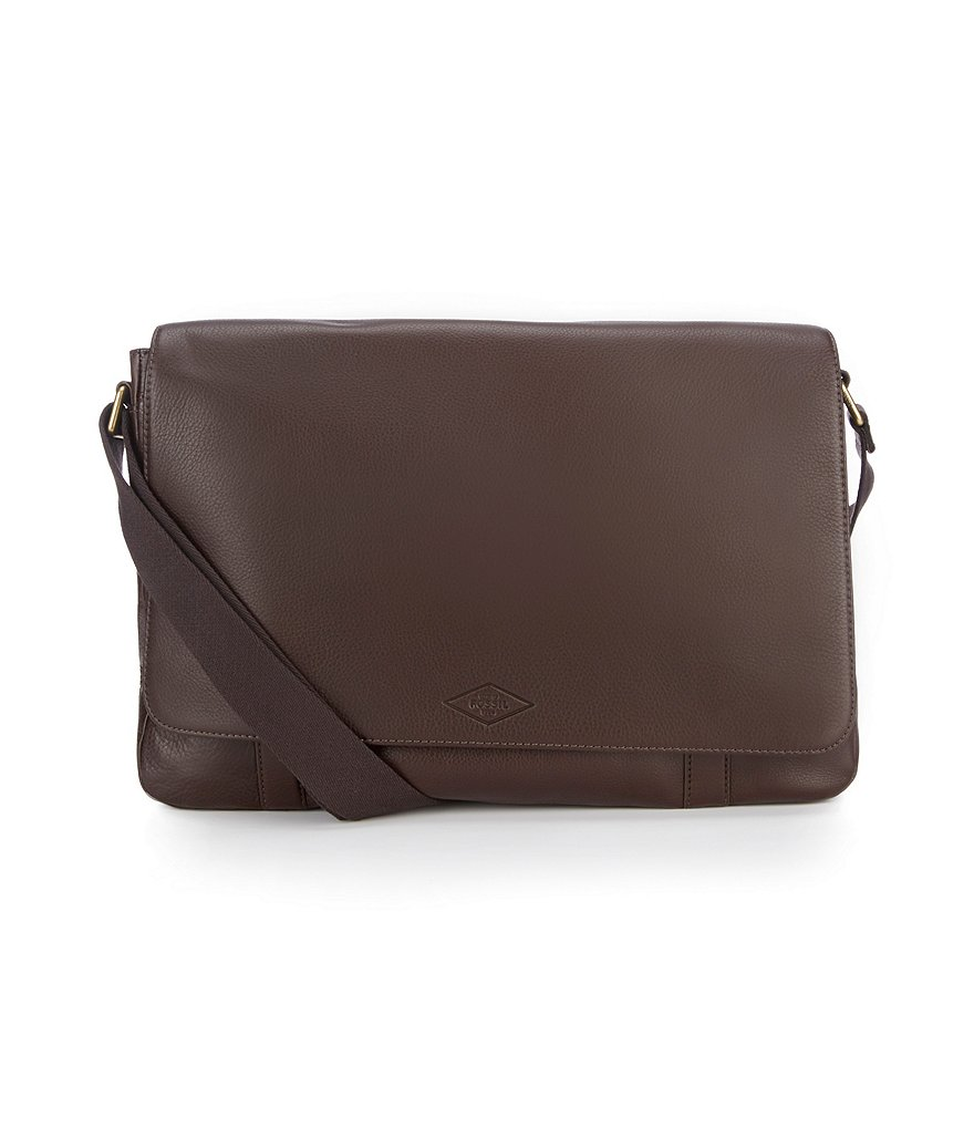 Fossil Bags Aiden Laptop Messenger Bag