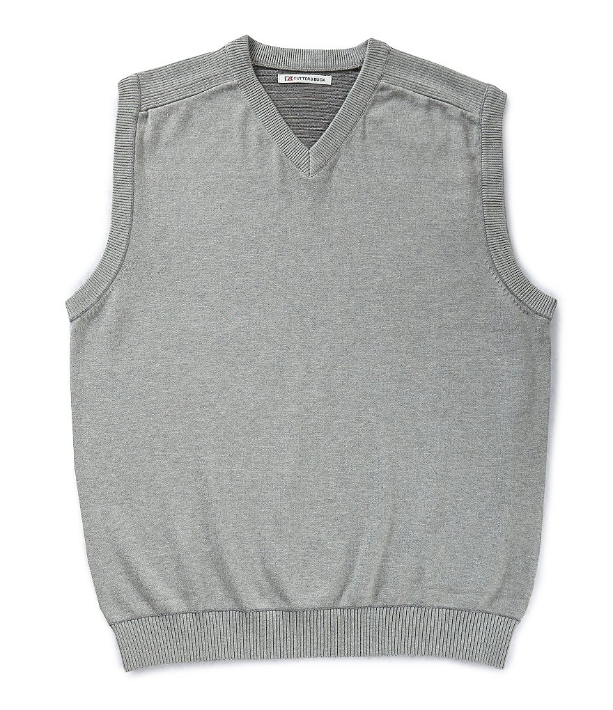 Cutter & Buck Broadview V-Neck Sweater Vest
