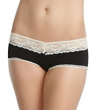 Jasmine & Ginger Lace Hipster Panty