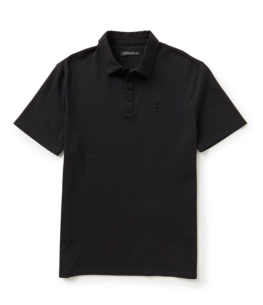 Vince Camuto Short-Sleeve Polo Shirt
