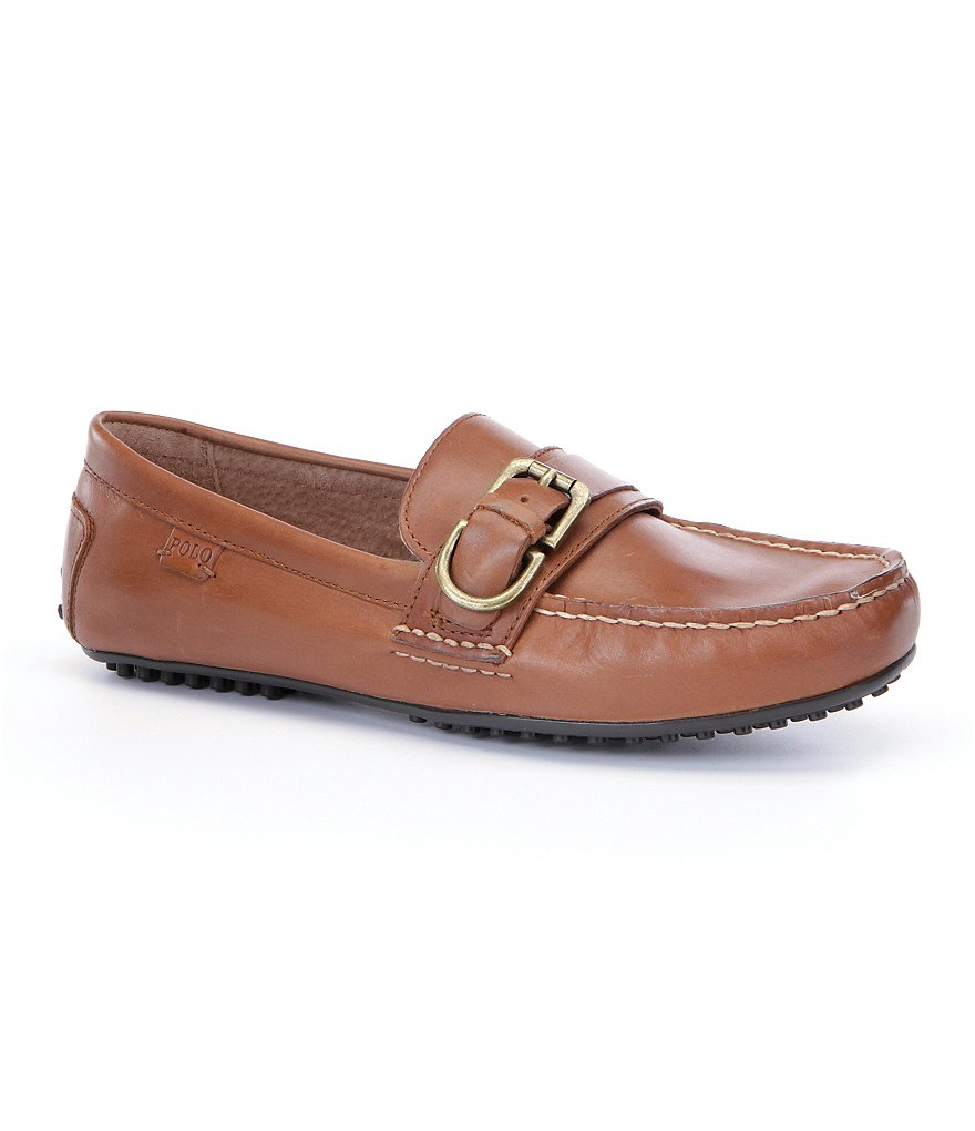 Polo Ralph Lauren Whiteley Buckle Loafers